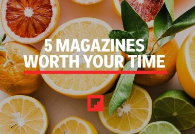 5 Magazines Worth Your Time Wellness Edition