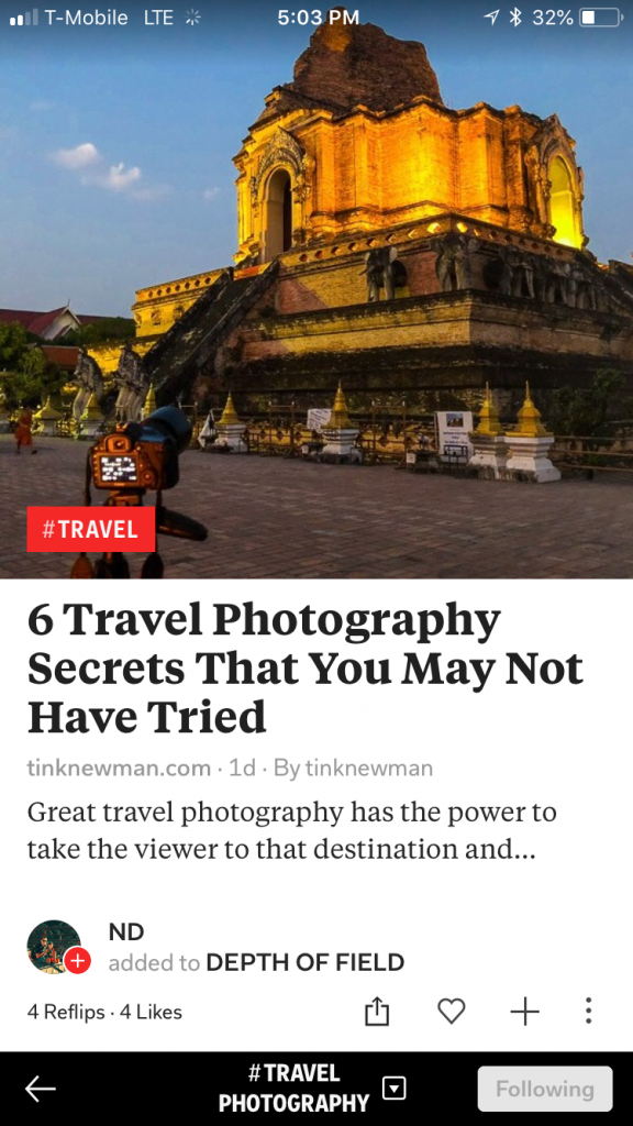 Travel Photography on Flipboard