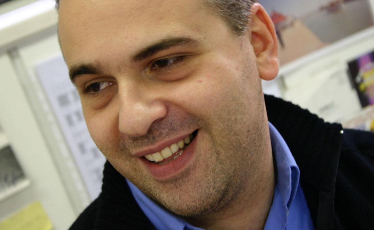 Massimo Allievi spotlight intervista Flipboard