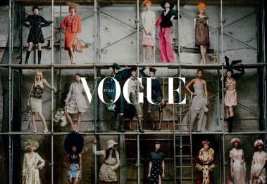 Sfoglia Vogue Italia su Flipboard