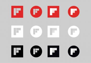 Flipboard Profile Badge