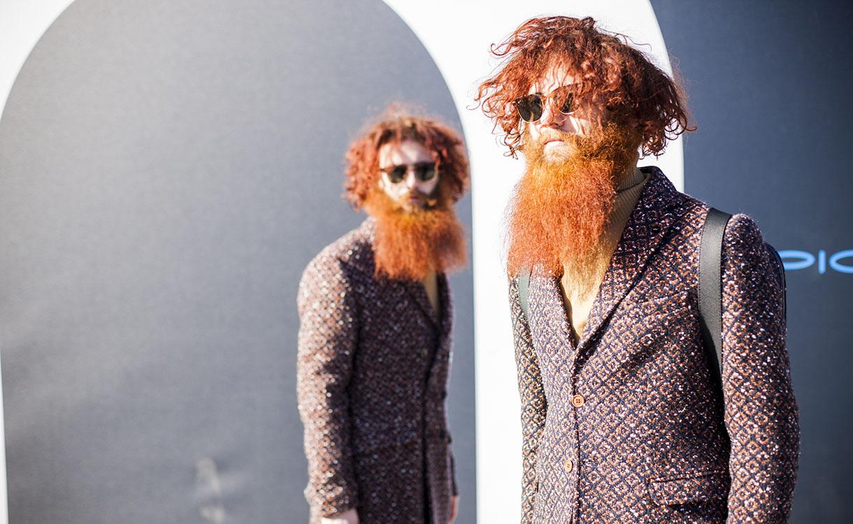 Moda Uomo -Fashion week - Settimana della moda