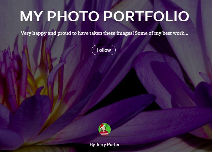 Portfolio Flipboard