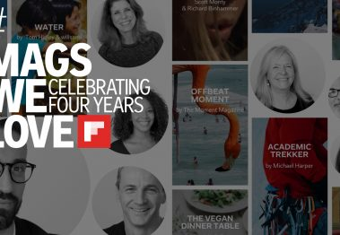 Quattro anni di riviste Flipboard