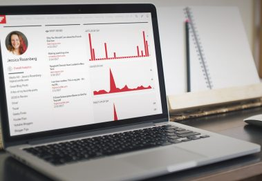 Analytics di Flipboard