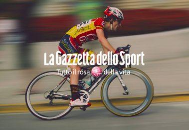 La Gazzetta dello Sport arriva su Flipboard
